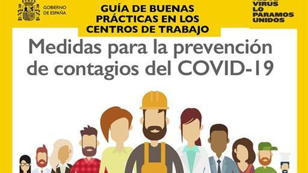 Buenas prácticas en los centros de trabajo